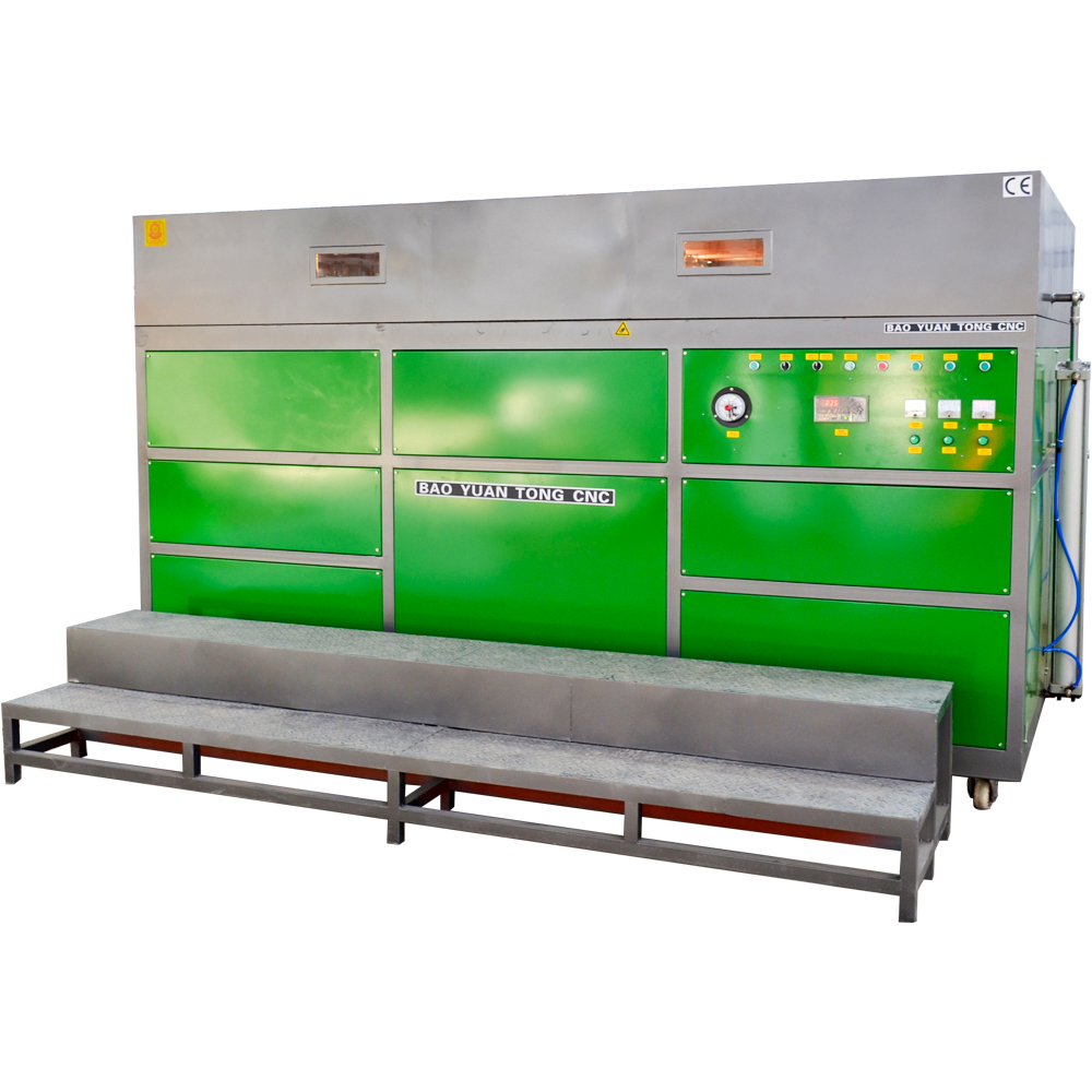 Introduction of vacuum forming machine