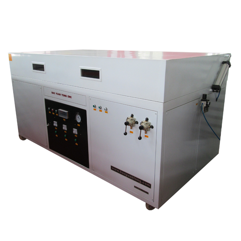Depth Acrylic Vacuum Forming Machine