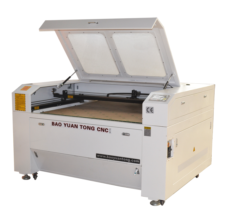 Laser Engraving & Cutting Machine