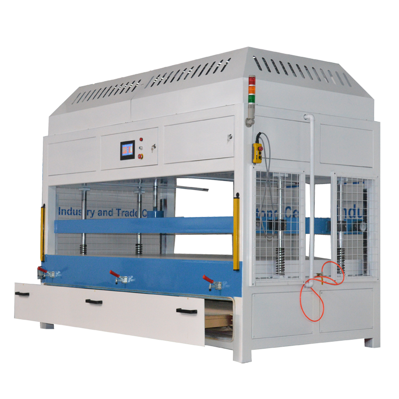 Acrylic Forming Machine BY