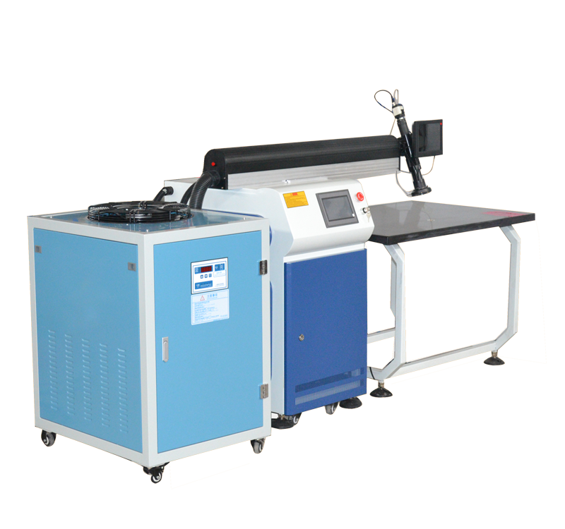 Laser Welding Machine for Aluminium Stainless Steel Channel Letters