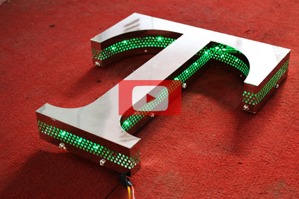 make LED Channel Letter