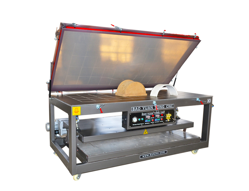Silicone Membrane vacuum press machine