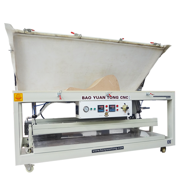 BSF2513A series Silicone Membrane vacuum press machine