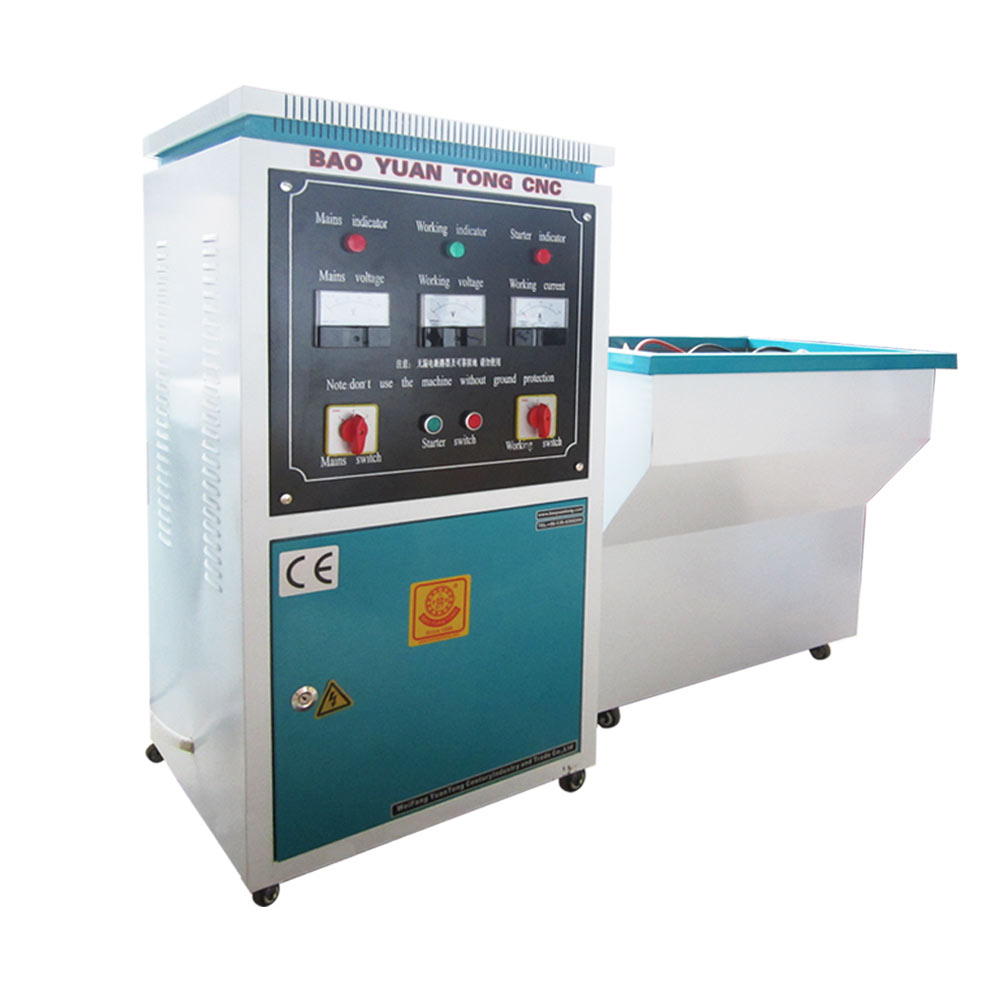 BYT series Metal Etching Machine