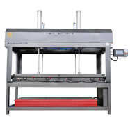Introduction of Shandong Yuantong Century Vacuum forming machine