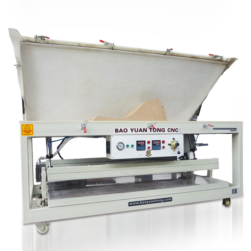 Solid Surface Vacuum Membrane Press