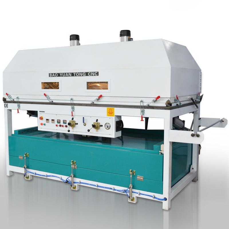 Solid Surface and PVC Film Vacuum Press
