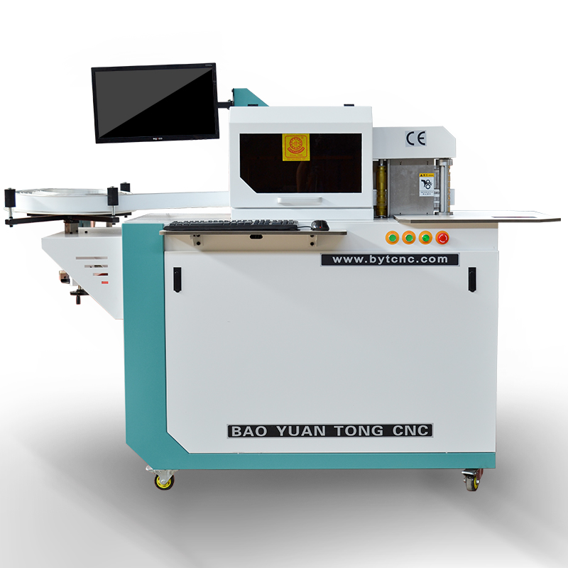 Aluminum Letter Bending Machine